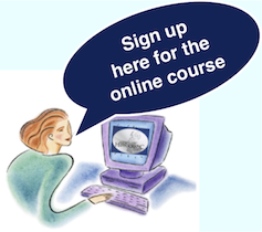 Online course available